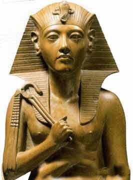 埃及法老王以及著名埃及大臣妃子介绍 埃及法老王图片
