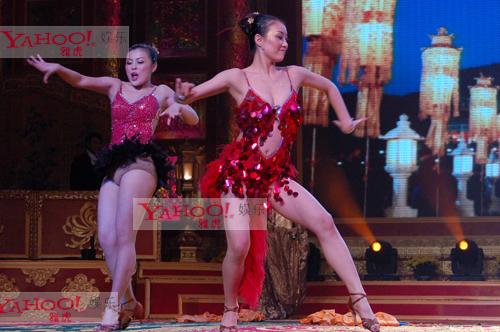 海南在线新闻中心 女明星性感热舞频频走光
