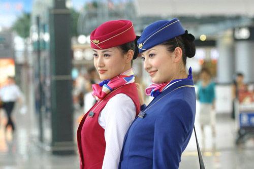 图:空姐图片